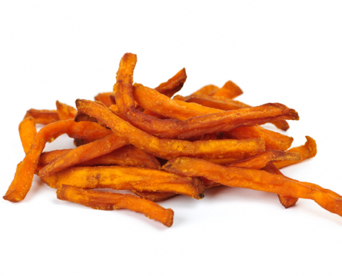 Tuesday's Treat Sweet Potato Fries