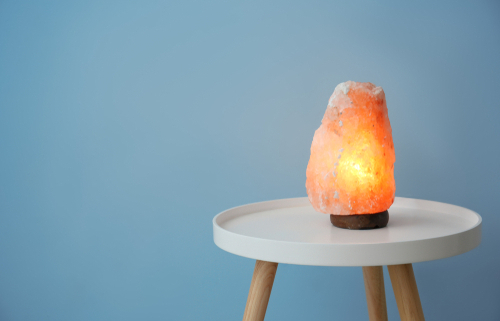 Himalayan Salt Lamps for Dogs!